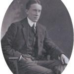 O jovem J.R.R. Tolkien