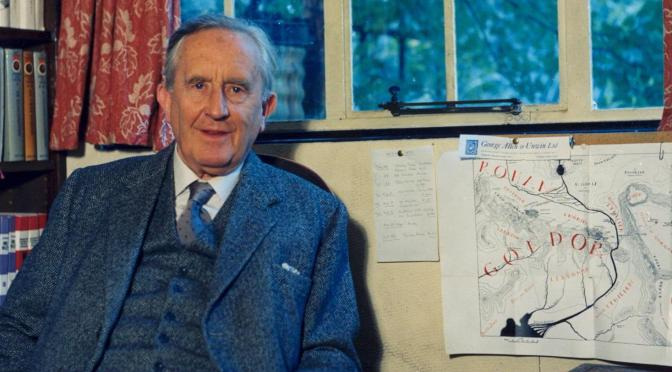 Gravação em áudio inédita de Tolkien é descoberta na Holanda