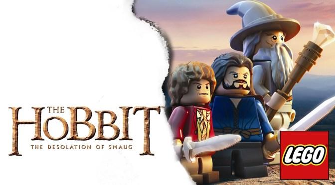 O Hobbit em 72 segundos, feito com LEGO