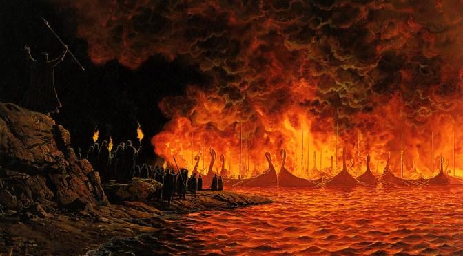 """Filmando """"O Silmarillion""""? Vai Sonhando"""