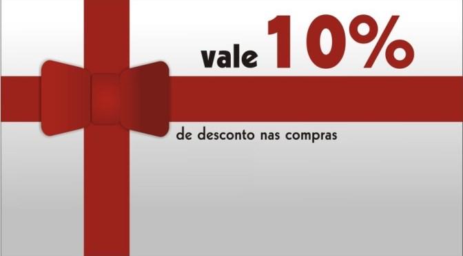 Promoção de Aniversário: 10% de Desconto na Loja Valinor