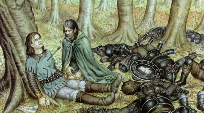 O Sagrado Em Tolkien: Considerações A Respeito Da Morte