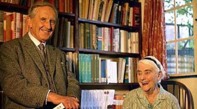 """O Amor de J.R.R. Tolkien por sua Esposa Inspirou """"O Senhor dos Anéis"""""""