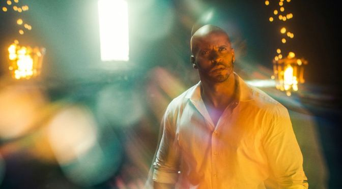Entrevista exclusiva com Ricky Whittle, o Shadow de Deuses Americanos!