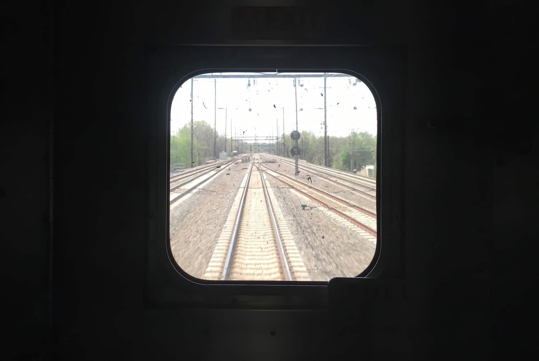 Amtrak Crescent View