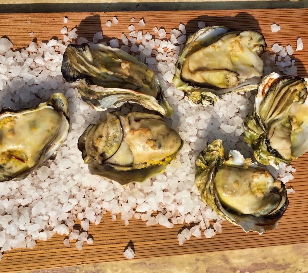 Long Beach, WA - Oysters