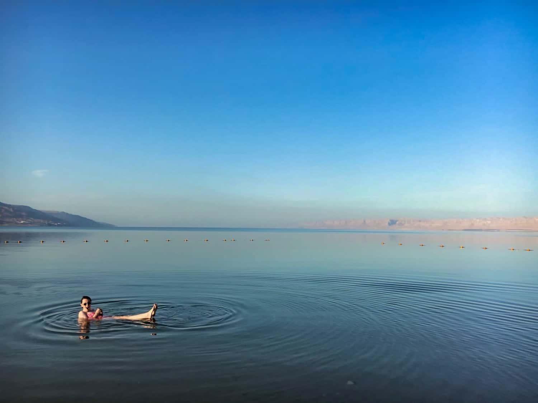 Jordan Itinerary - Dead Sea
