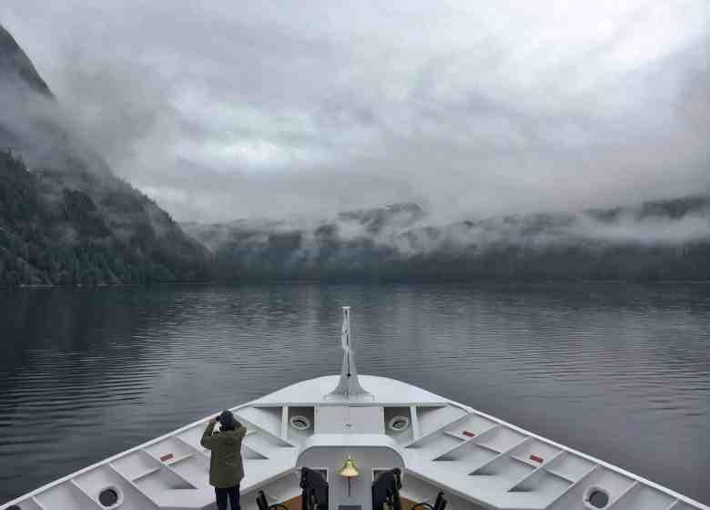 UnCruise Alaska Spring