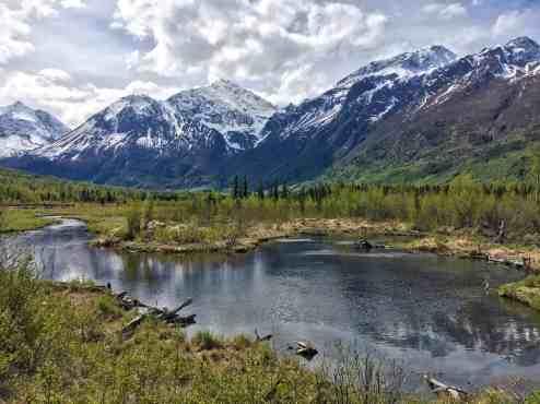 Alaska in Spring 2