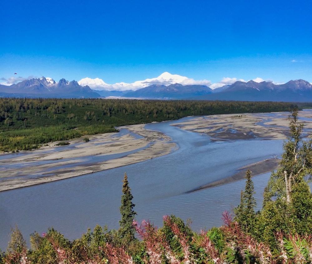 Denali Viewpoints - South View