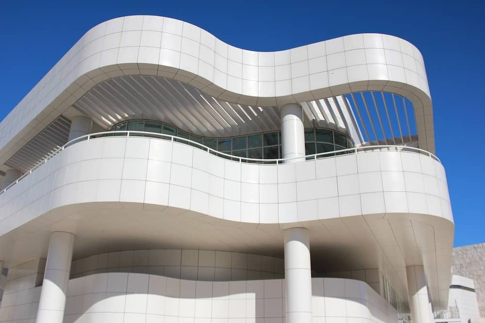 One Day in Los Angeles - Getty Center