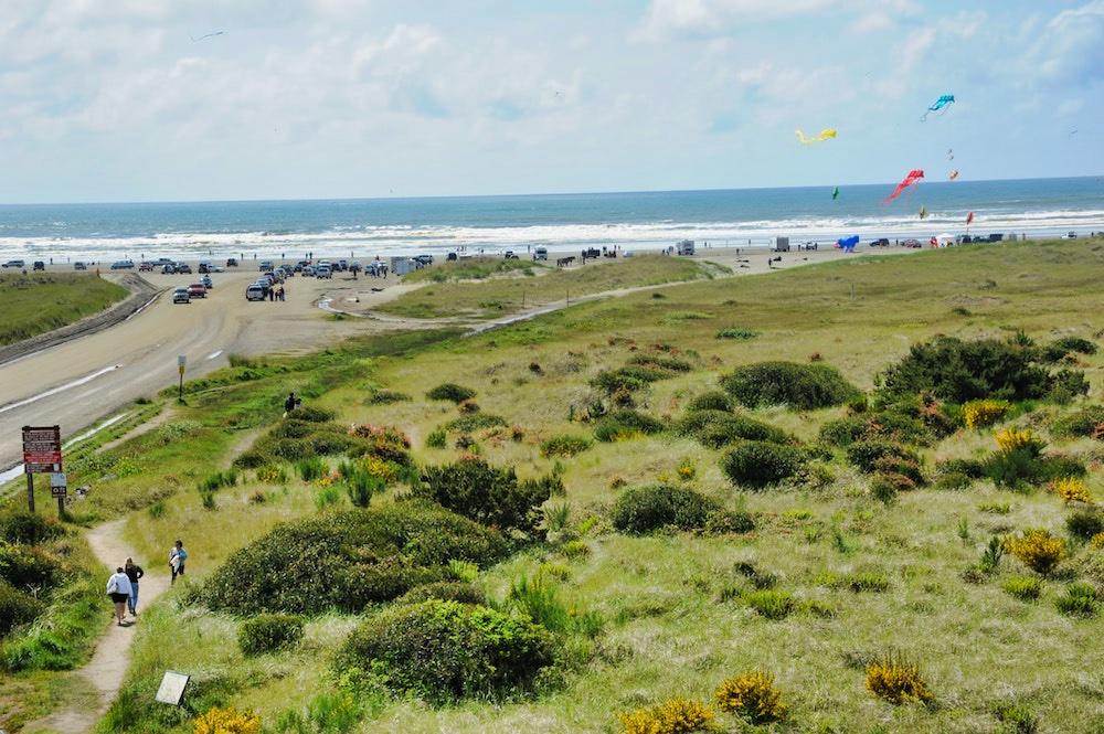 Washington Coast Road Trip - Ocean Shores