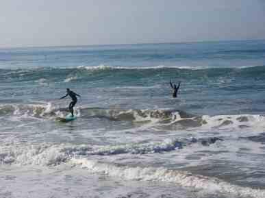 40 Before 40 - Surfing 1
