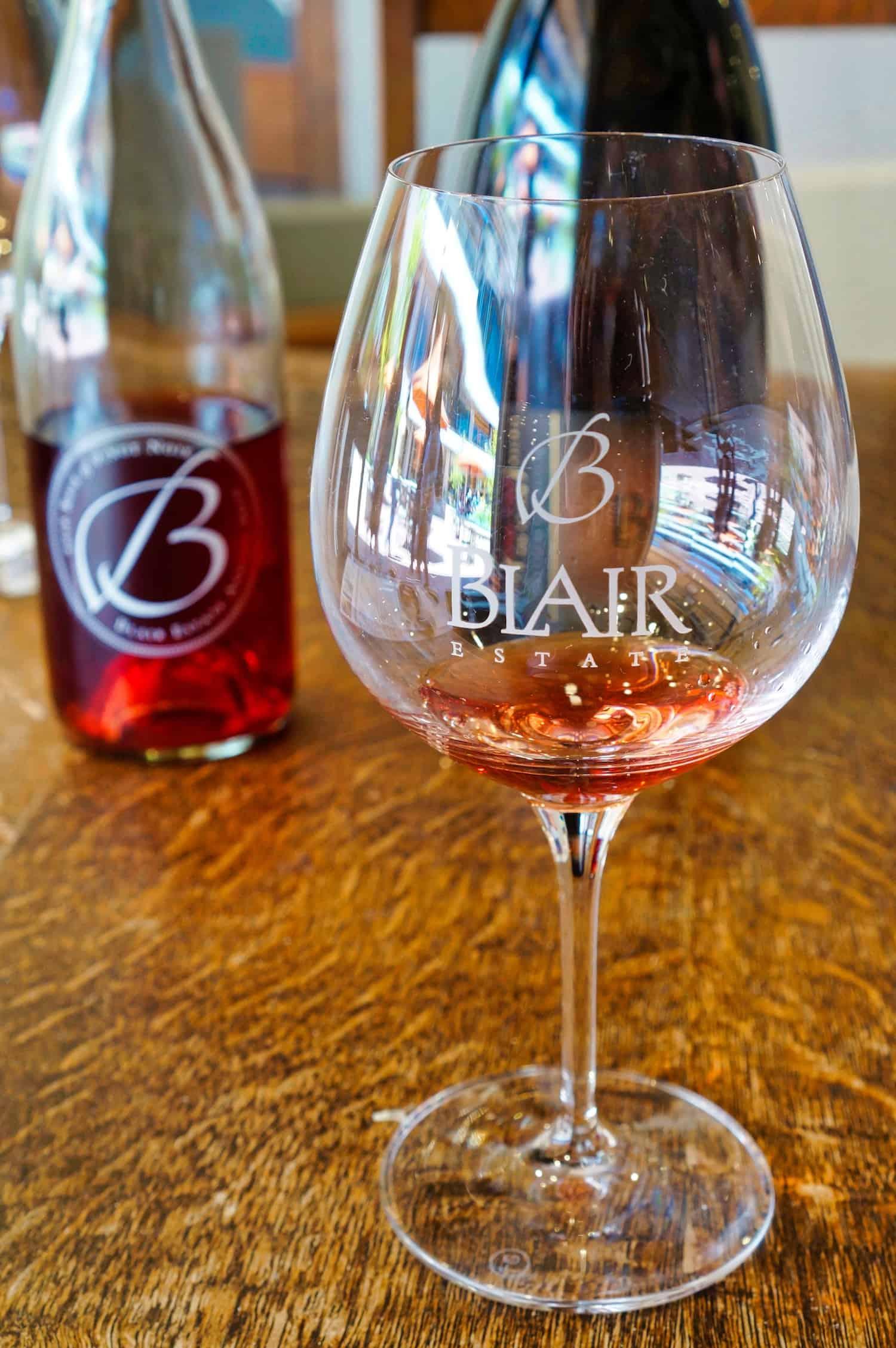 2018 Recap - May - Blair Wines