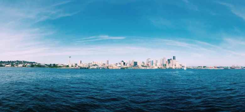 3 Days in Seattle - Panorama
