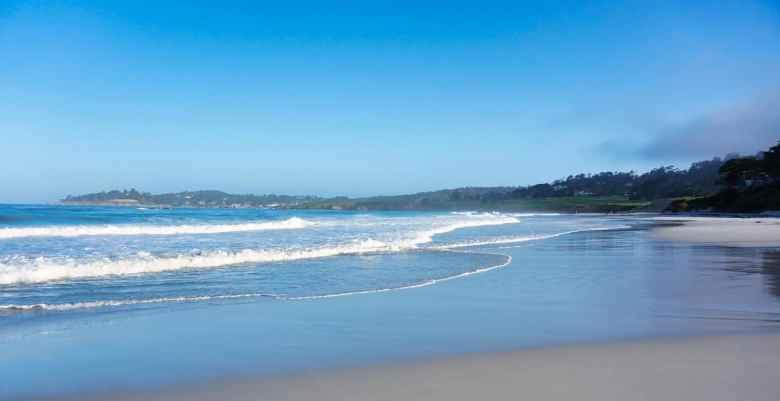 3 Days in Carmel - Carmel Beach
