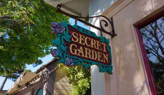 3 Days in Carmel - Secret Garden