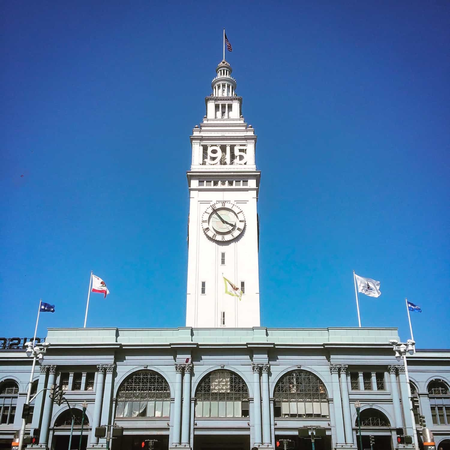 3 Days in San Francisco - Ferry Building