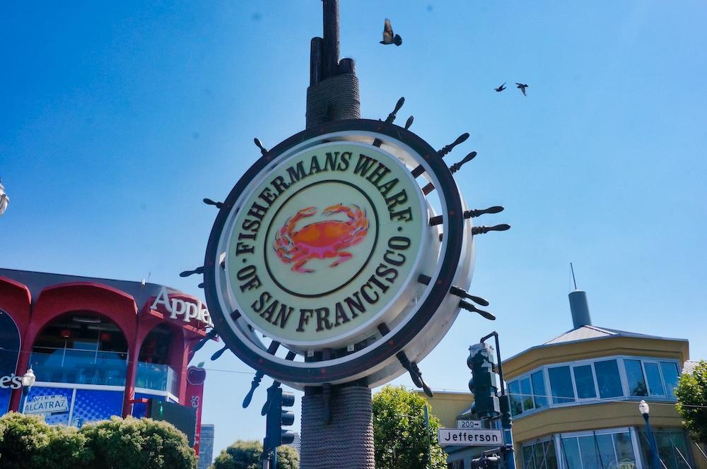 3 Days in San Francisco - Fisherman's Wharf