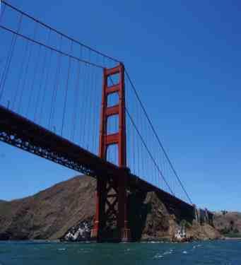 3 Days in San Francisco - Golden Gate Bridge