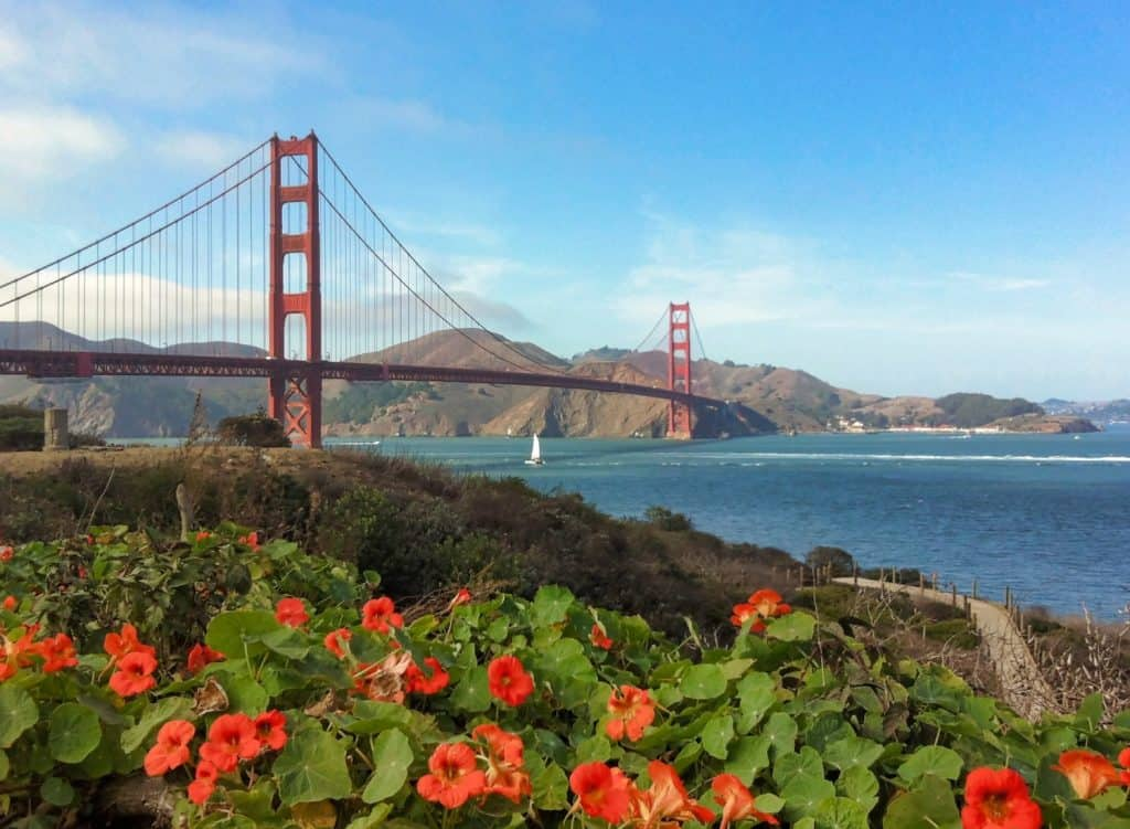 3 Days in San Francisco - Packing List