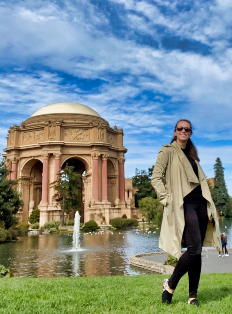 3 Days in San Francisco - Palace of Fine Arts