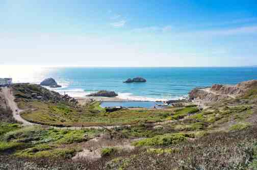 3 Days in San Francisco - Sutro Baths