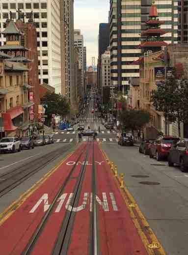 3 Days in San Francisco - Transit