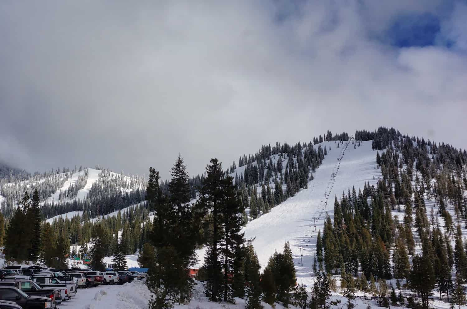 3 Days in Siskiyou County - Mt Shasta Ski Park