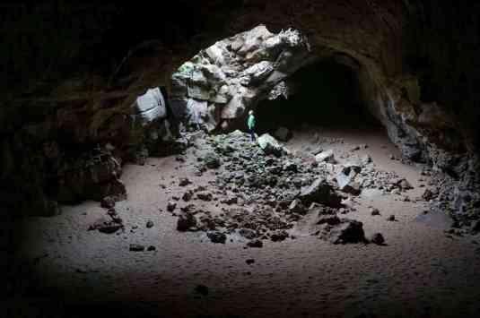 3 Days in Siskiyou County - Plutos Cave 3