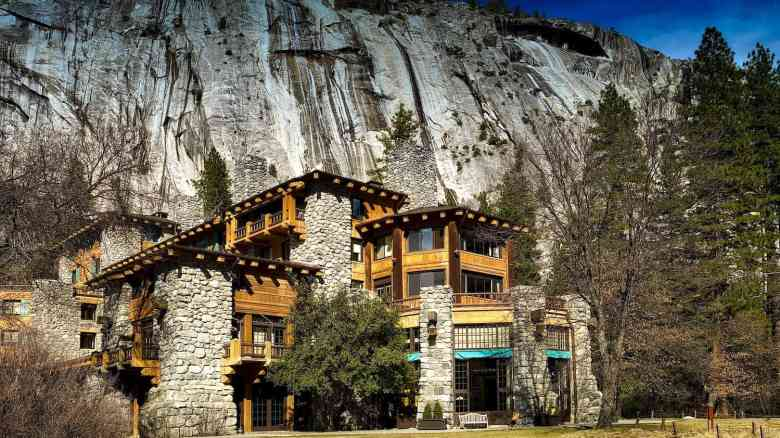 3 Days in Yosemite - Accommodations