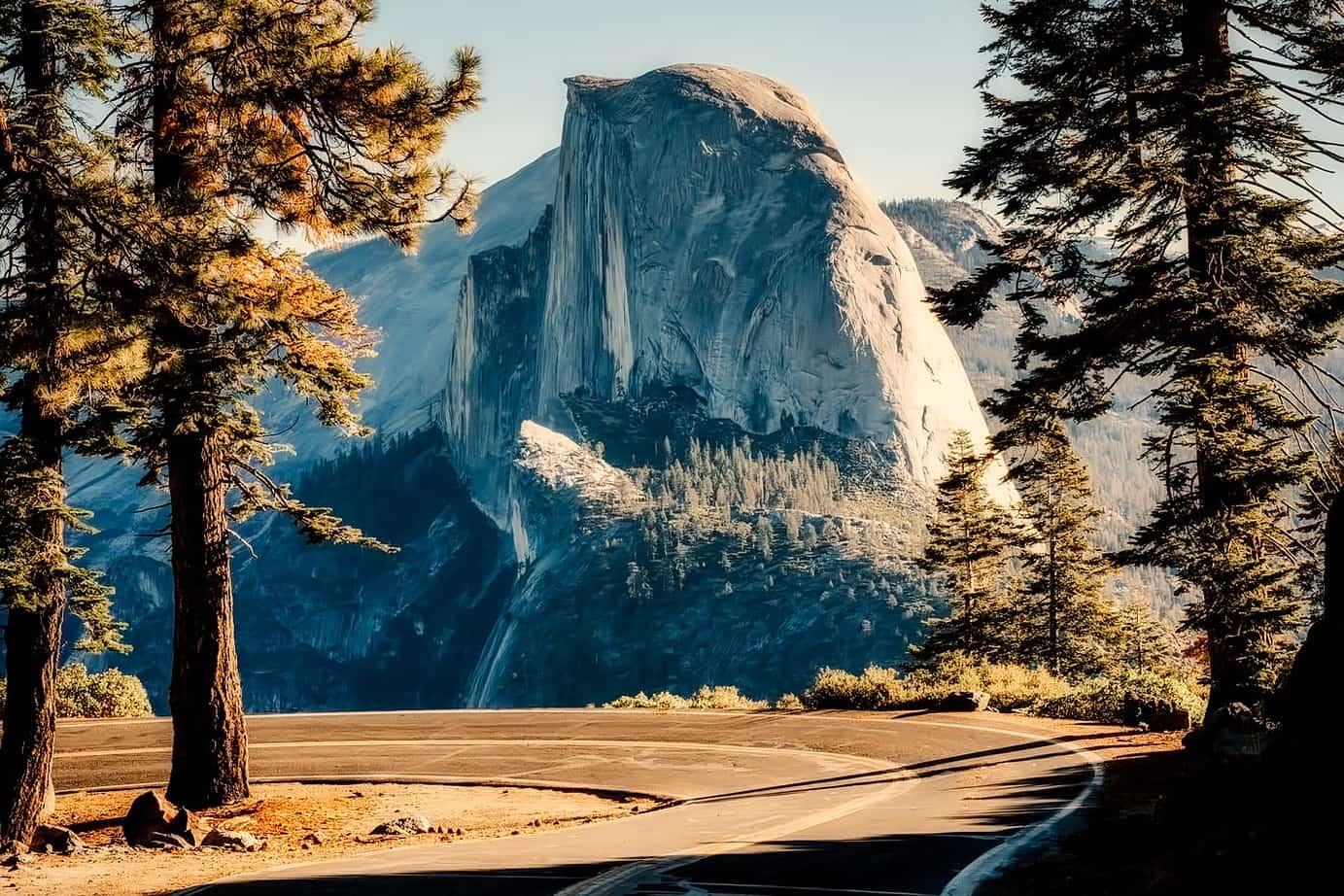 3 Days in Yosemite - Hero