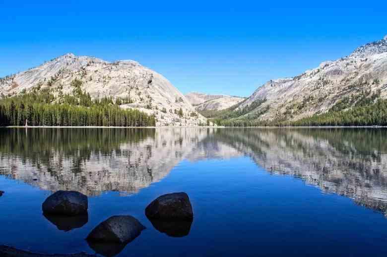 3 Days in Yosemite - Tenaya Lake