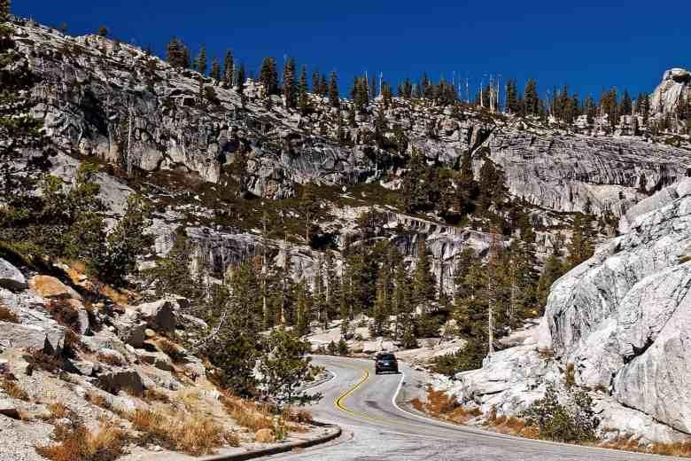 3 Days in Yosemite - Driving to Yosemite