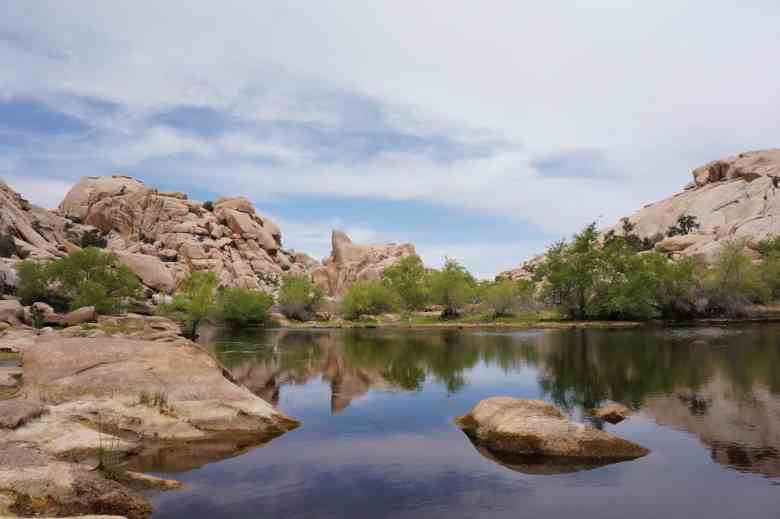 Joshua Tree Weekend Itinerary - Barker Dam