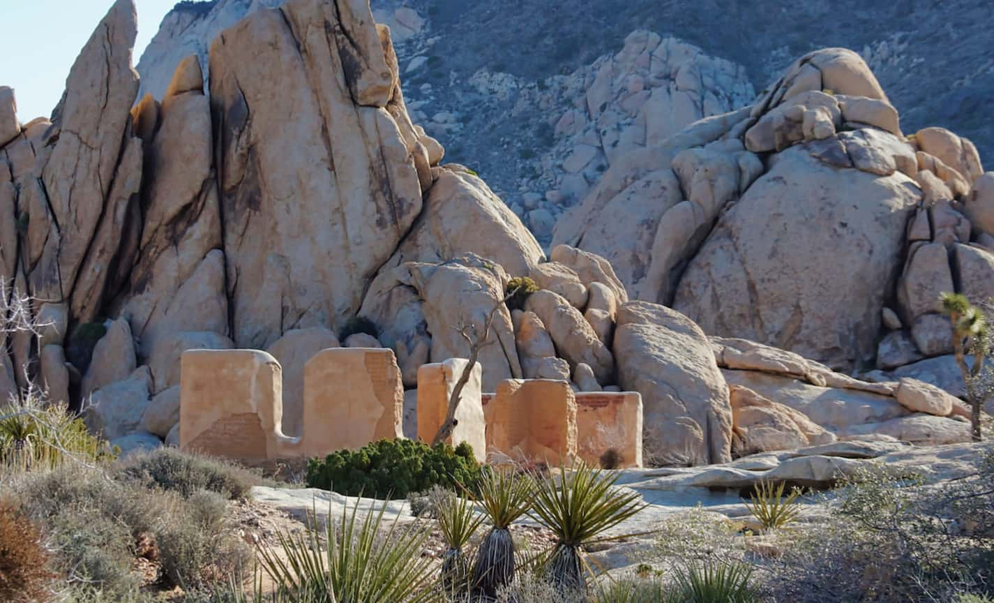 Joshua Tree Weekend Itinerary - Ryan Ranch