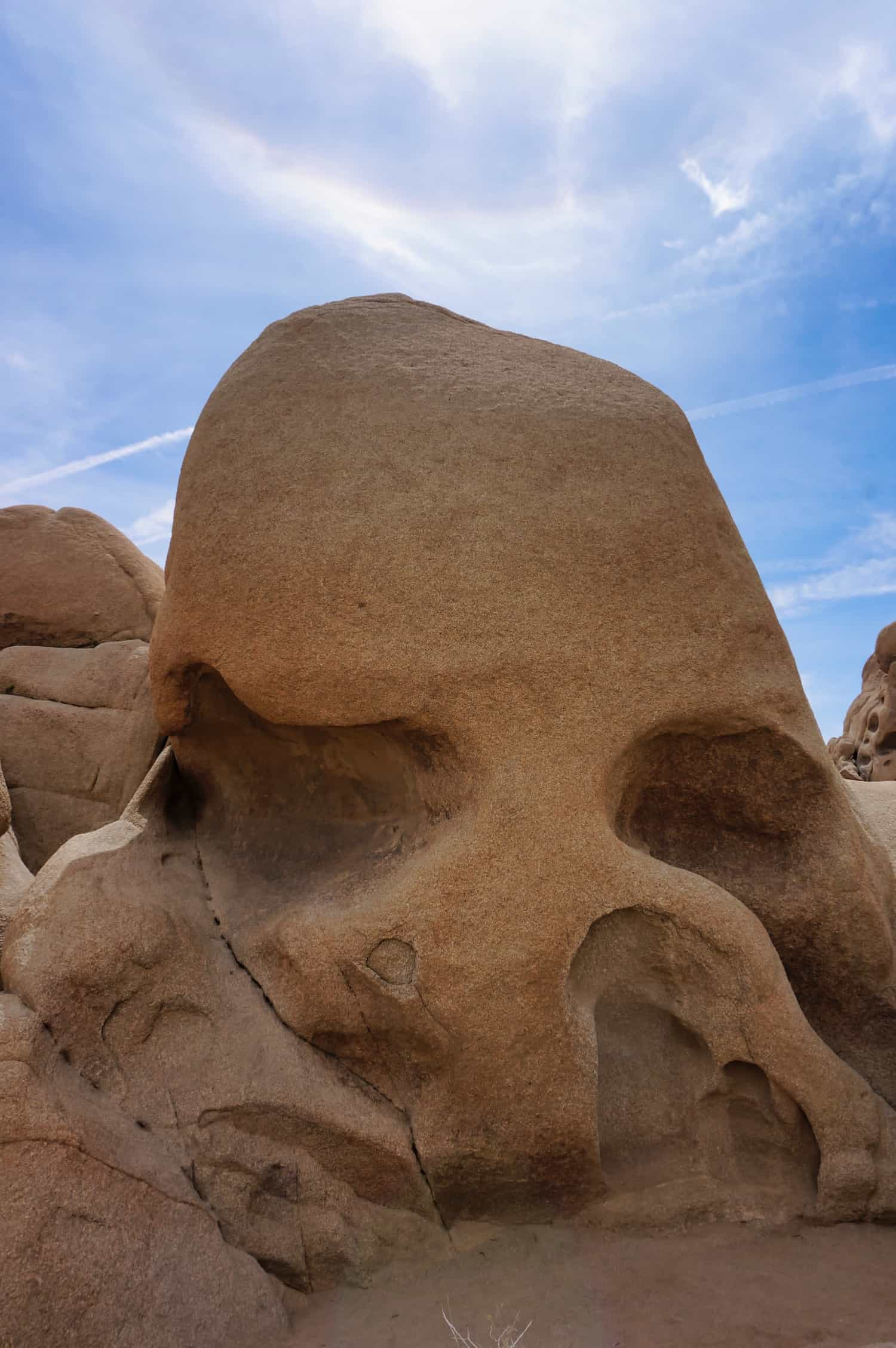 Joshua Tree Weekend Itinerary - Skull Rock