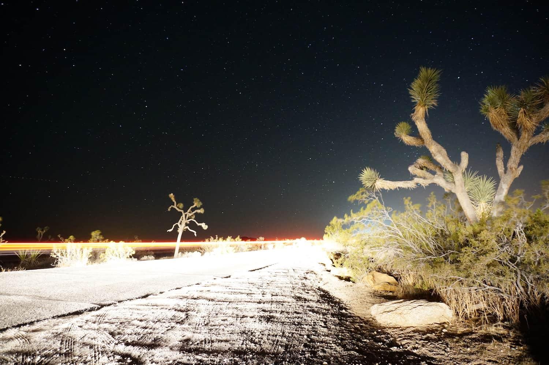 Joshua Tree Weekend Itinerary - Stargazing