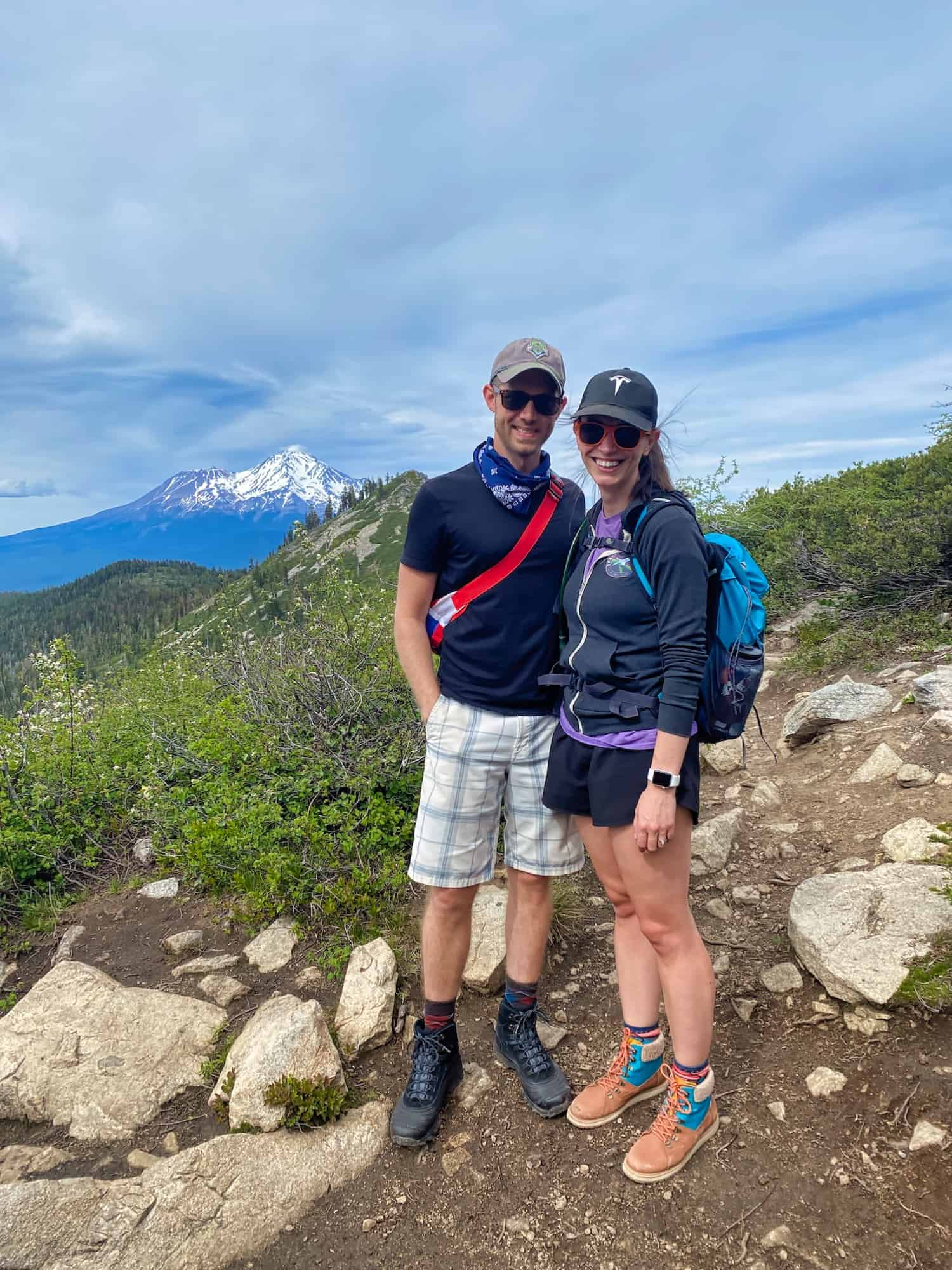 Mount Shasta Weekend - Heart Lake Hike