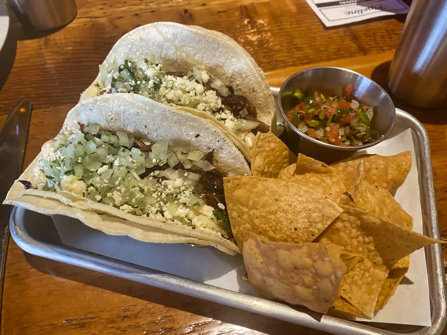 Mount Shasta Weekend - Pipeline Craft Taps - Tacos