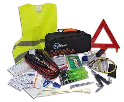 Road Trip Essentials: Roadside Car Kit