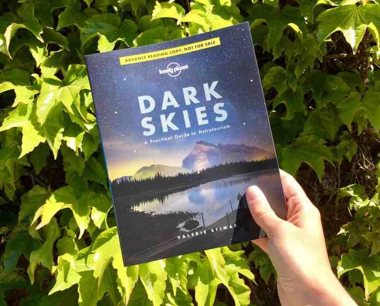 Dark Skies Book Photo
