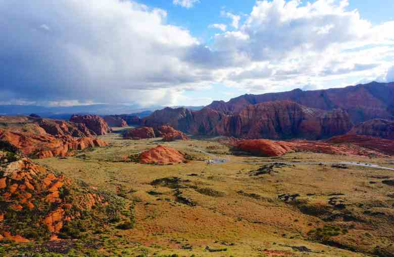 St. George - Snow Canyon Overlook