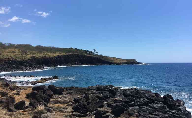 3 Days on Hawaii - Coastline