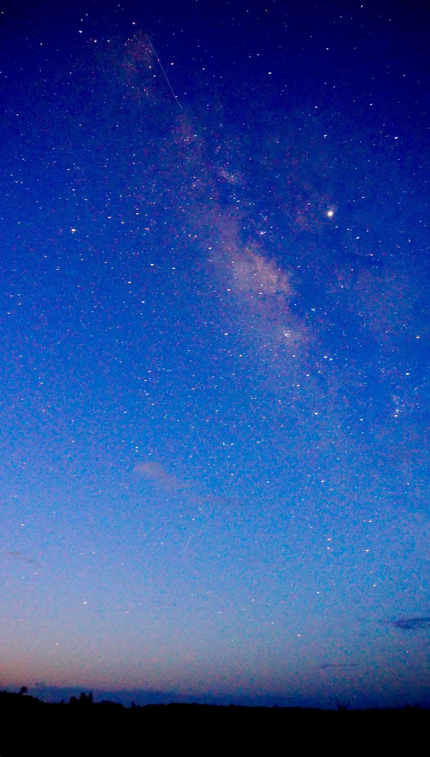 3 Days on Hawaii - Milky Way