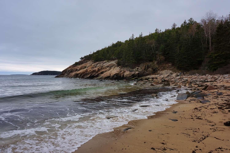 Acadia - Sand Beach