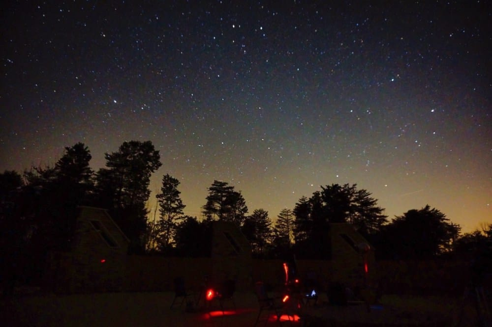 Hocking Hills - Stargazing