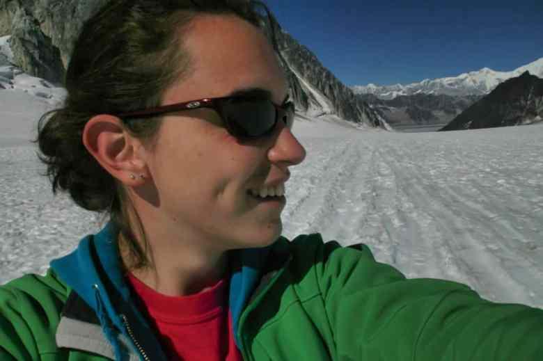 Denali Glacier Landing Tour