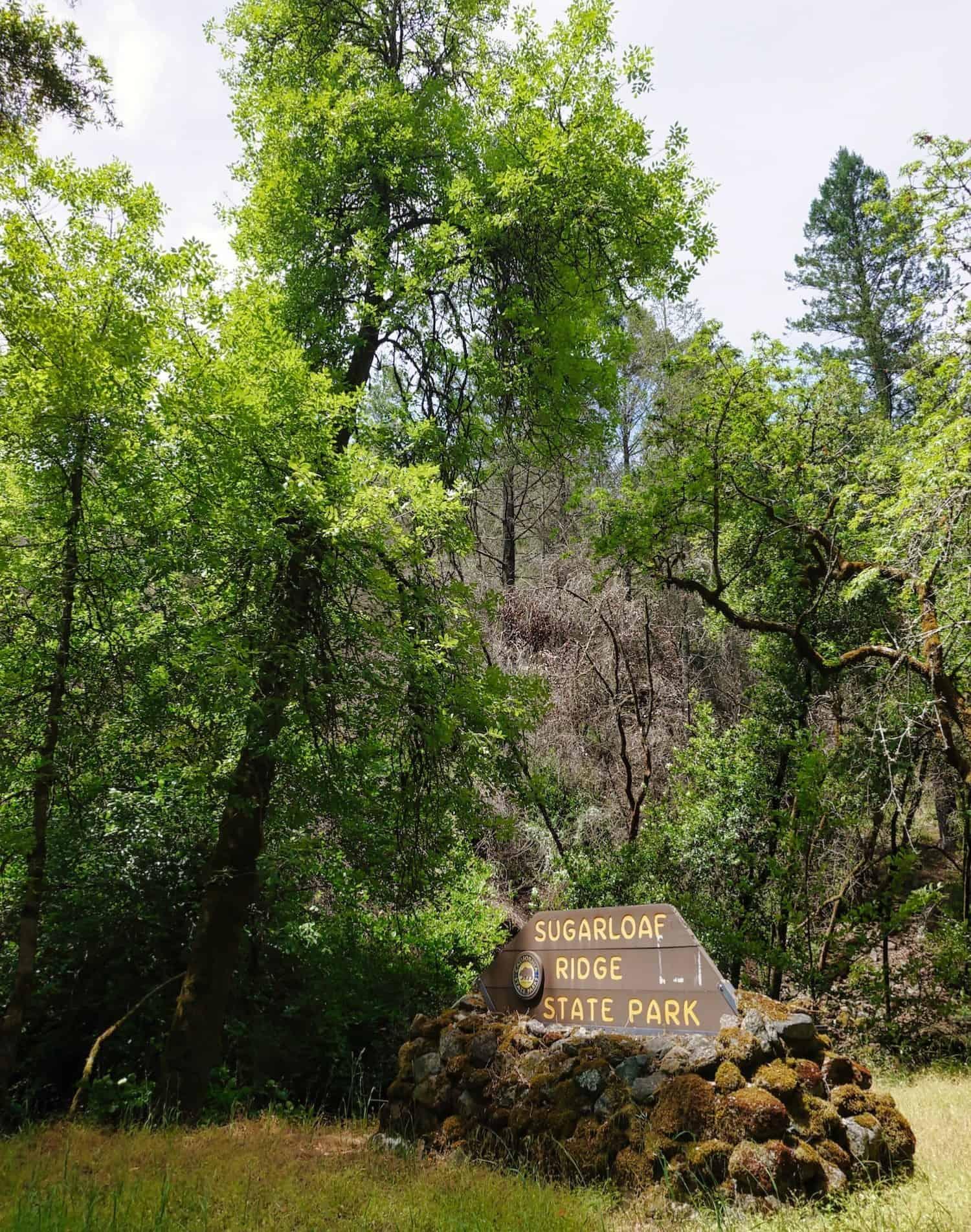 Santa Rosa - Sugarloaf Ridge State Park