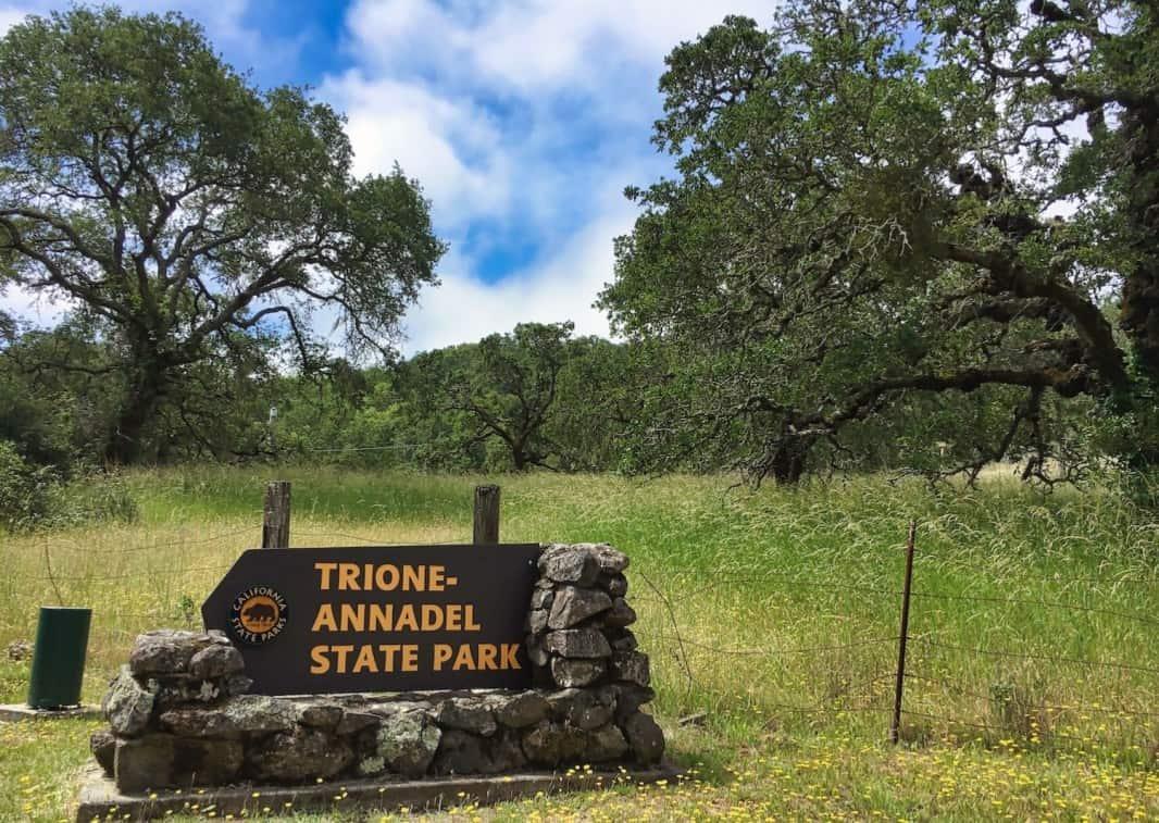 Santa Rosa - Trione-Annadel State Park